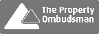 The Property ombudsman logo grey