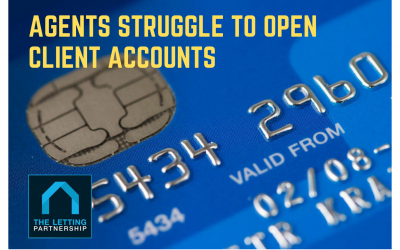 Agents struggle to open client accounts