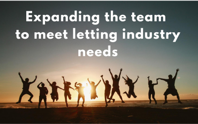 Expanding to meet letting industry demand post lockdown