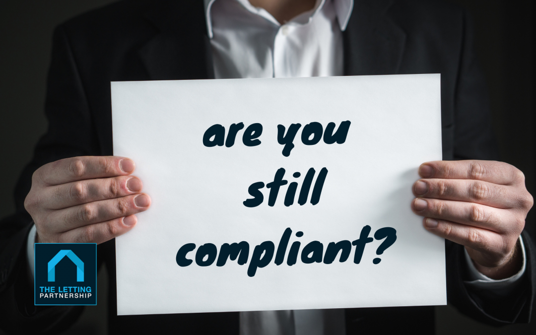 are you still compliant